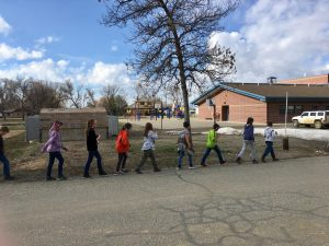 Working with The Walking Classroom